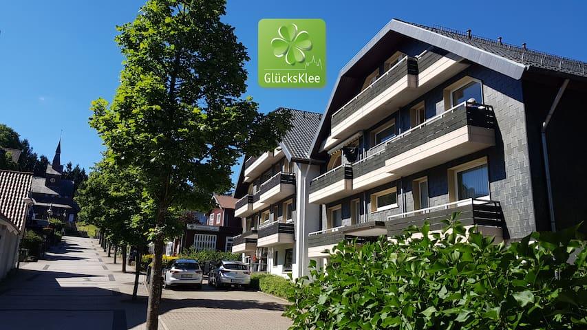 GLÜCKSKLEE am Bocksberg: Gemütlich Ruhig Zentral