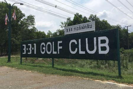 331 Golf Holiday Retreat near BKK airport