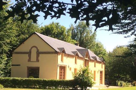 Pays d'Auge - Grande maison familiale au calme - Ouilly-du-Houley - Hus