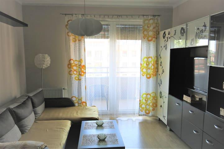 Apartament dla 4 osób w Dz. Podgórze.