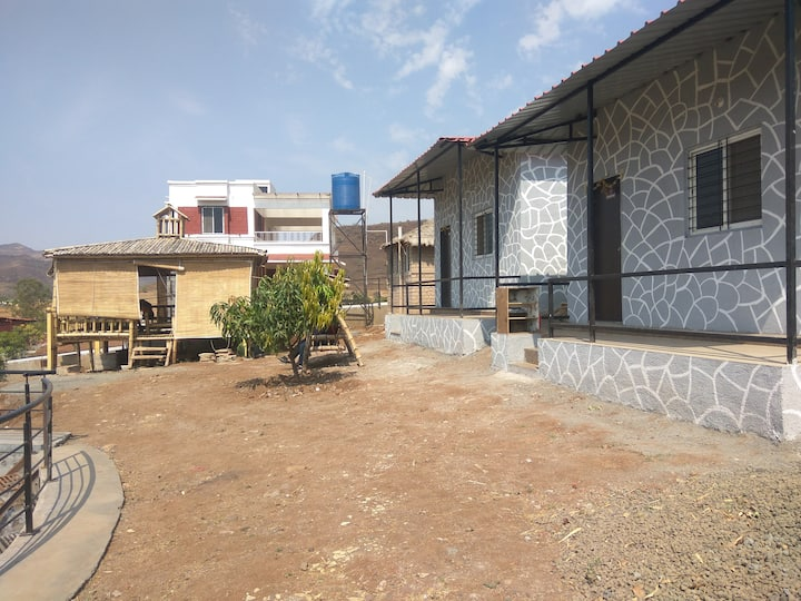 Sinhgad Farms and Resorts HillTop Room 1