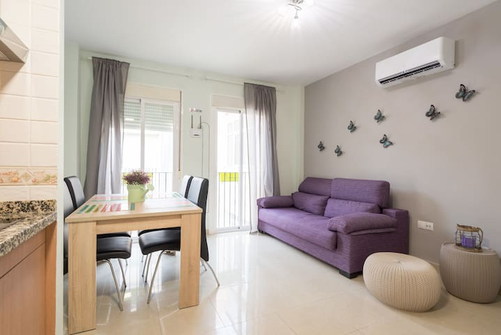lovely, central and peaceful apartment in Malaga - Málaga - Apartment