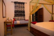 Arugam Bay Lazy Bay- Deluxe Double Room With B&B