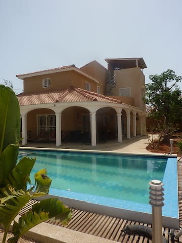Habitation marjolaine - Somone - Villa