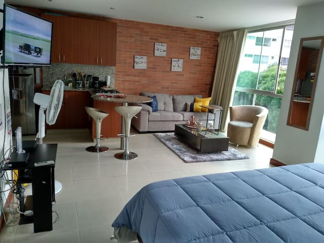 Beautifully Furnished Apartment in Blux