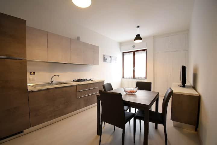 Appartamento per famiglie a Foligno