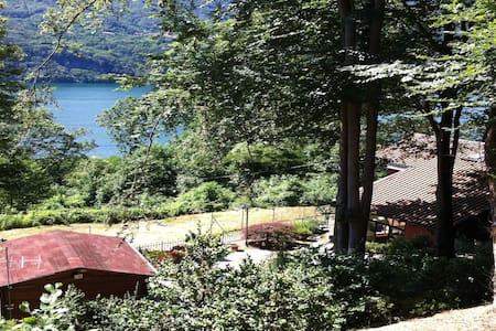 Villa Casa nel Verde - Orta See - Pettenasco