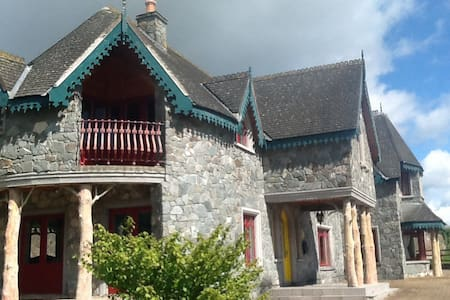 Castellated Parkland house in Tipp - Cahir - Bed & Breakfast