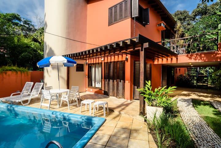 Riviera Casa Ampla TOP 4 quartos  lazer/homeoffice