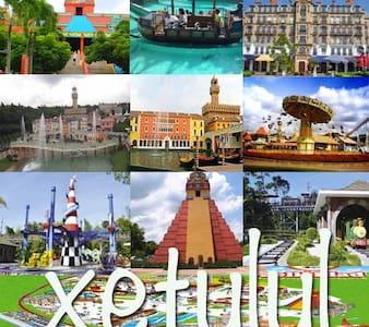 """Villa 16 """"Tropical Paradise"""" - Retalhuleu - Hus"""