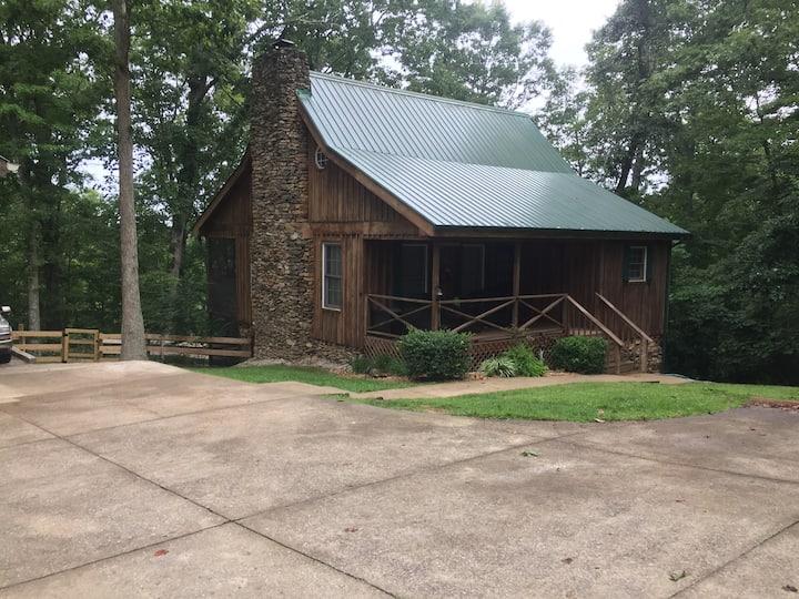 Lake Cumberland Resort Cottage