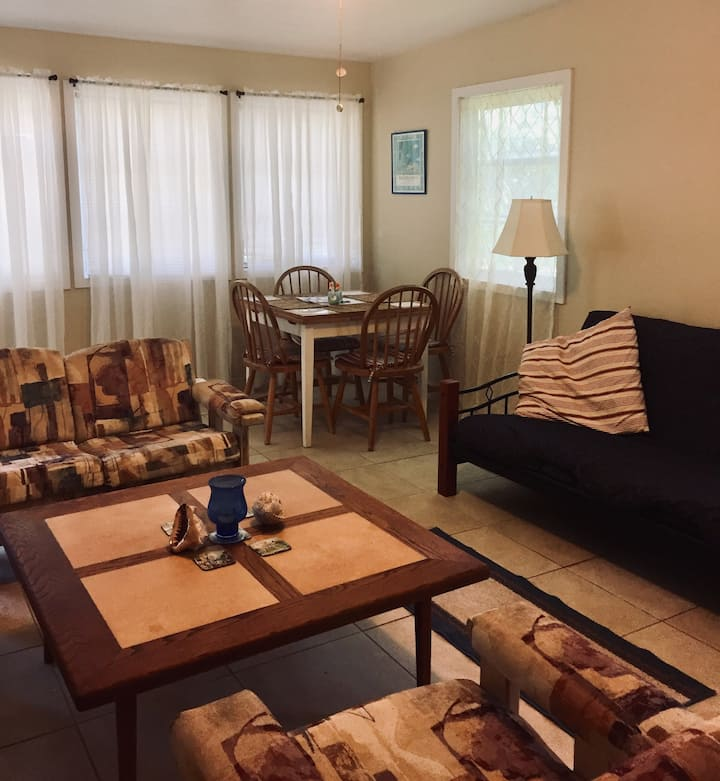 St.Croix east end 1 bed apt. with AC in 7 Hills