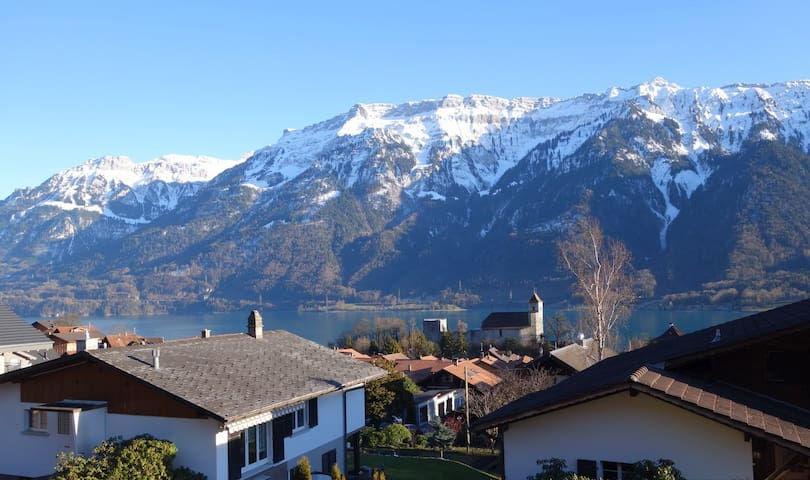 Apartment lake and mountain view - Ringgenberg - Huoneisto