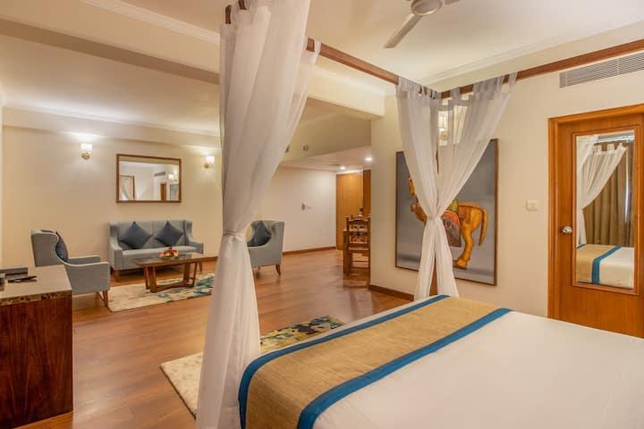 A Junior Suite in Shimla