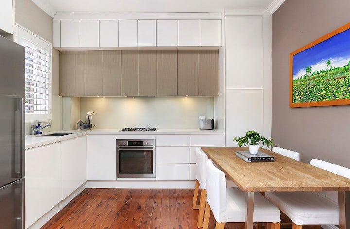 Homely eastern suburbs apartment for two