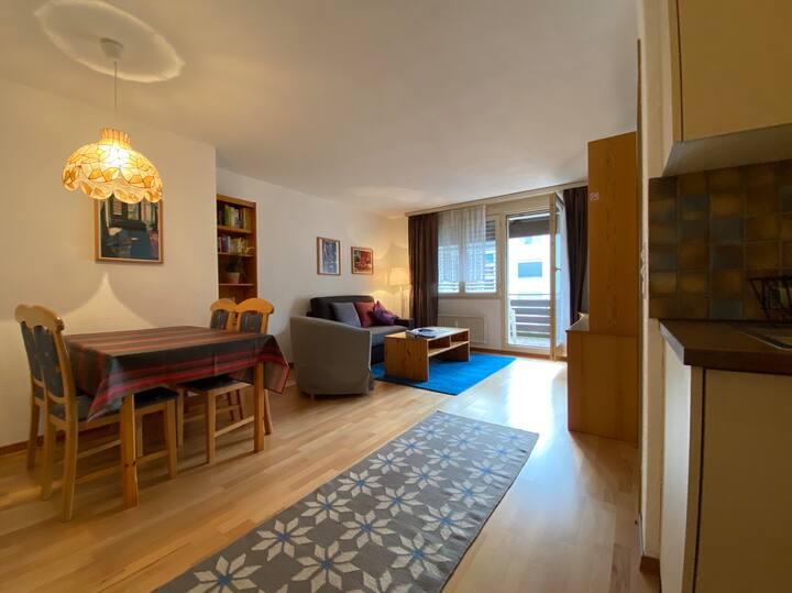 Ein Zuhause in ruhiger Umgebung und Balkon
