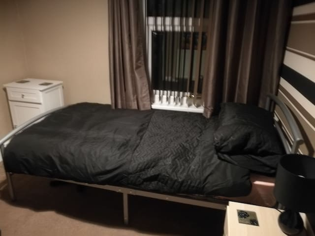 Single room available in warm welcoming house