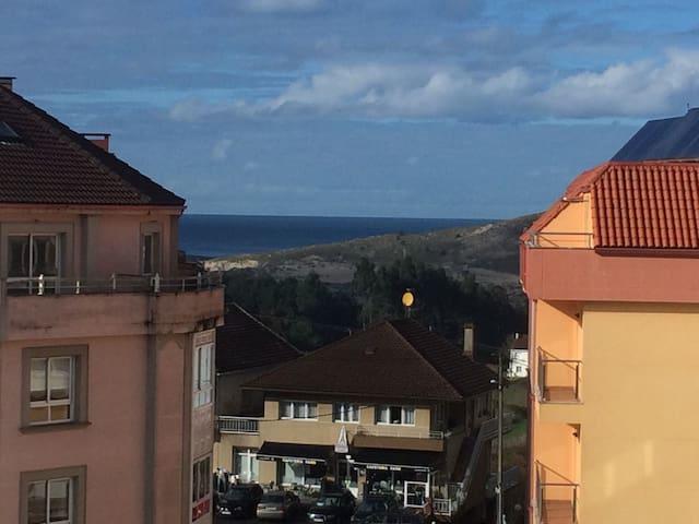 Vistas al mar. Piso a estrenar - La Coruña - Apartament