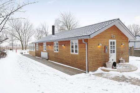 Dejligt sommerhus v god badestrand - Otterup - Дом