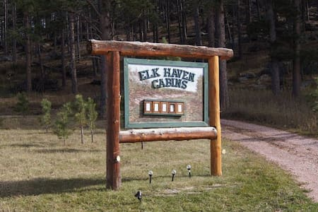Elk Haven Vacation Cabins #5 - Custer - Chatka