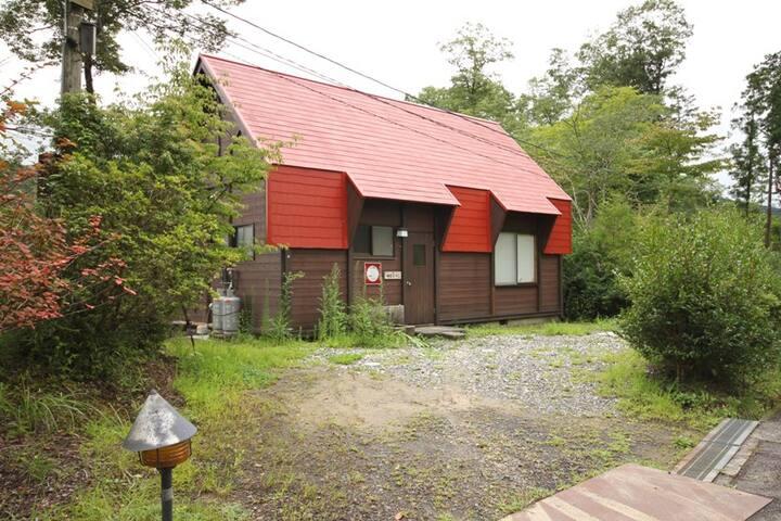 Nature Resort in Kumakogen Budget type