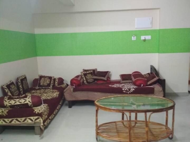 Vallurupalli's 2BHK AC Apartment
