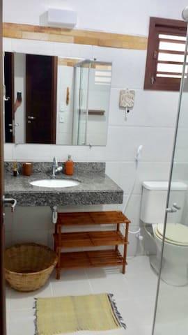 Suite na Casinha da Pipa - Pipa Beach - Huis