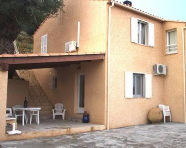 appartement bas de villa - L'Île-Rousse - Lyxvåning