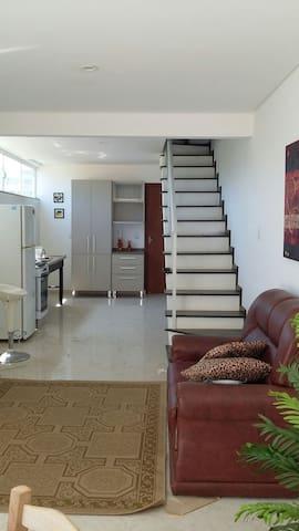 Apartamento Duplex em Bombas - Bombinhas - Apartamento