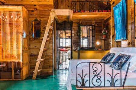 Brand New Cabin on Negril Beach-Ocean View