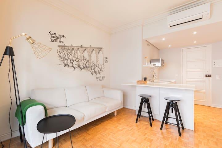 Lisbon Nouveau - Apartment 3A