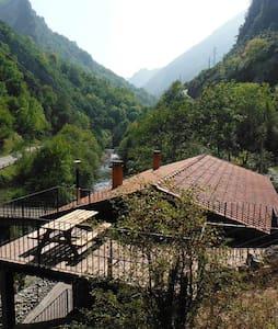 1 casa jacuzzi ,chimenea Asturias - San Ignacio