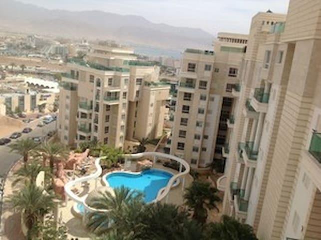 Golf résidence 4p sea view luxury