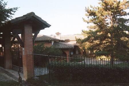 Camera Bianca - montepulciano