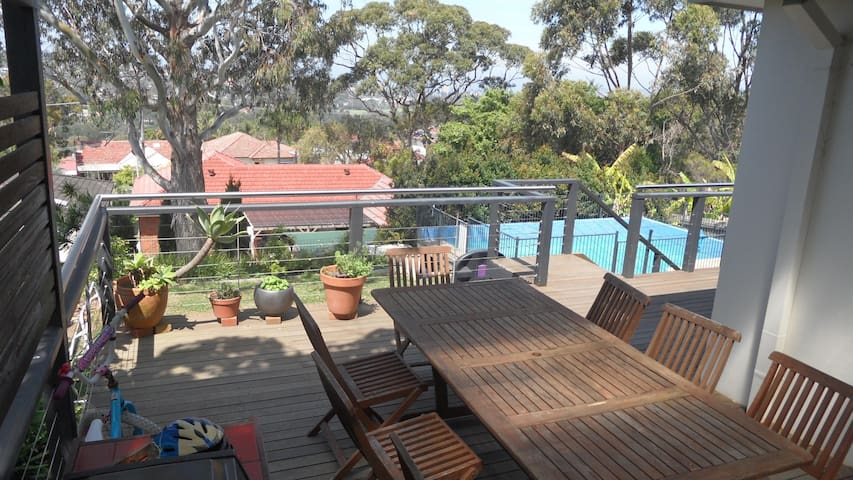 Northern Beaches Home with Pool - Allambie Heights - Casa