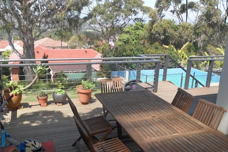 Northern Beaches Home with Pool - Allambie Heights - Huis