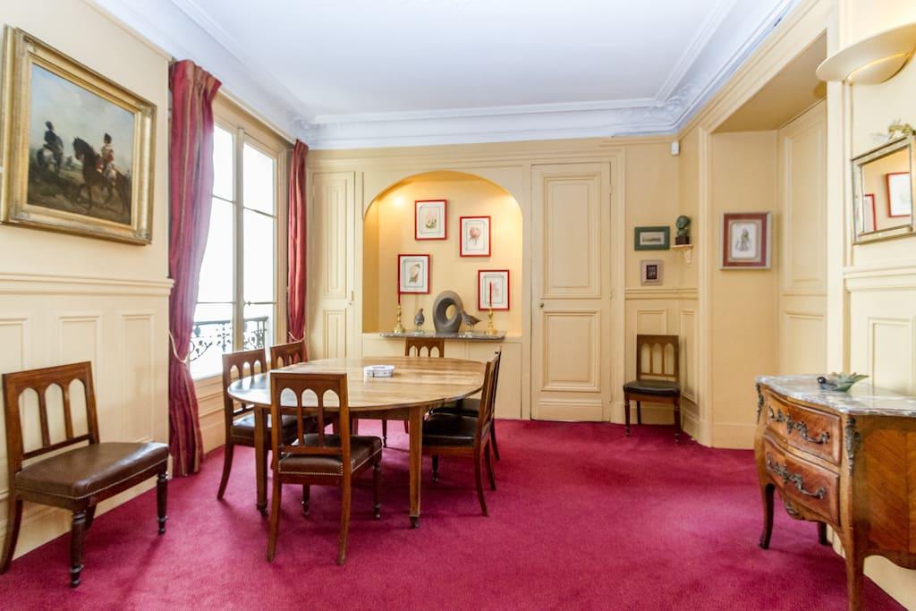 Chambre priv e chambres d 39 h tes louer paris le de - Chambre des notaires d ile de france ...