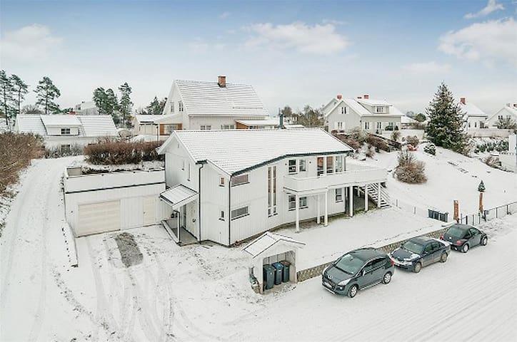 House close to Hamar city centre