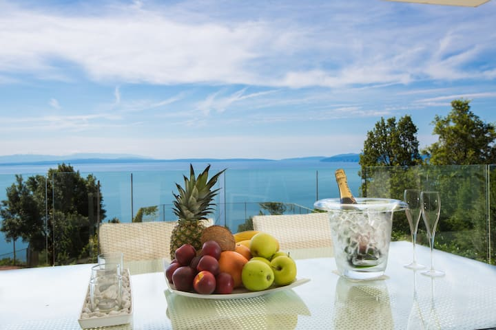 Perfect View Luxury Mediterranean Designer Villa