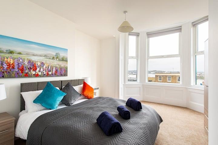 Riverside Luxury Apartment