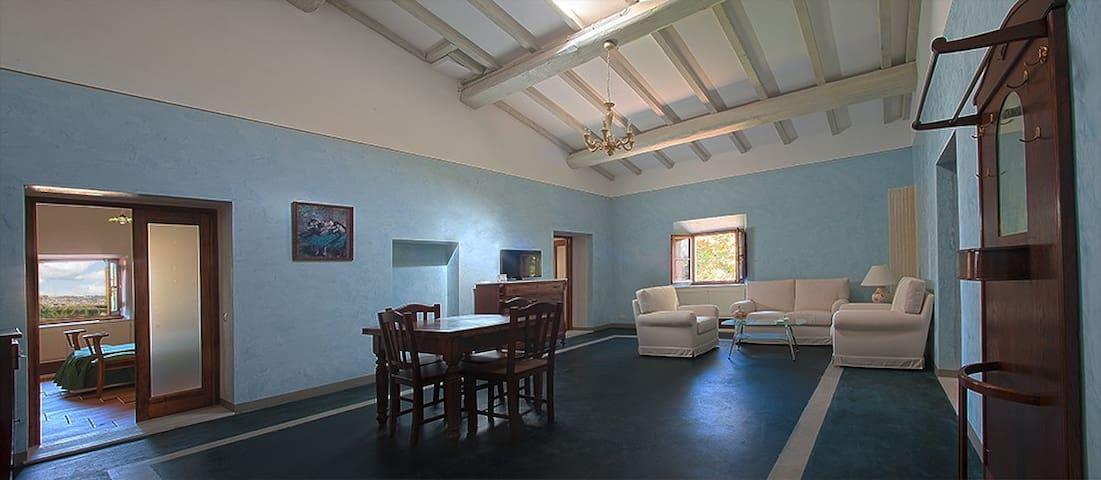 Villa Humbourg, Mirtillo - Certaldo - Appartement