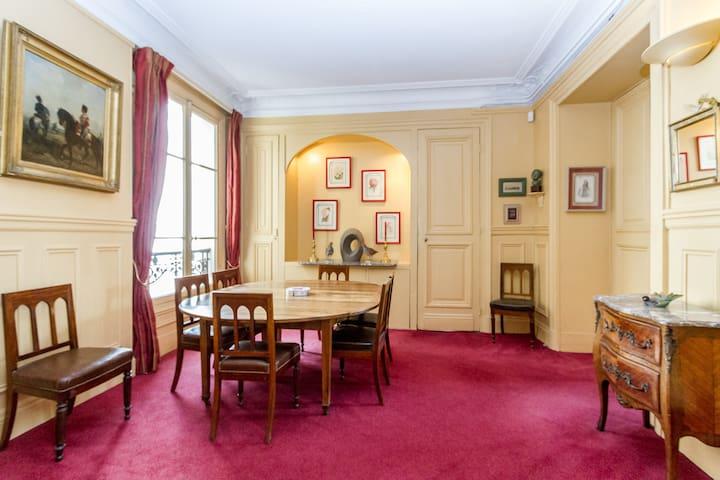 Chambre 1 ou 2 personnes