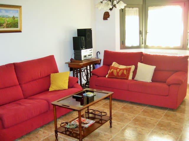 Duplex espacioso en Jaca - Jaca - House