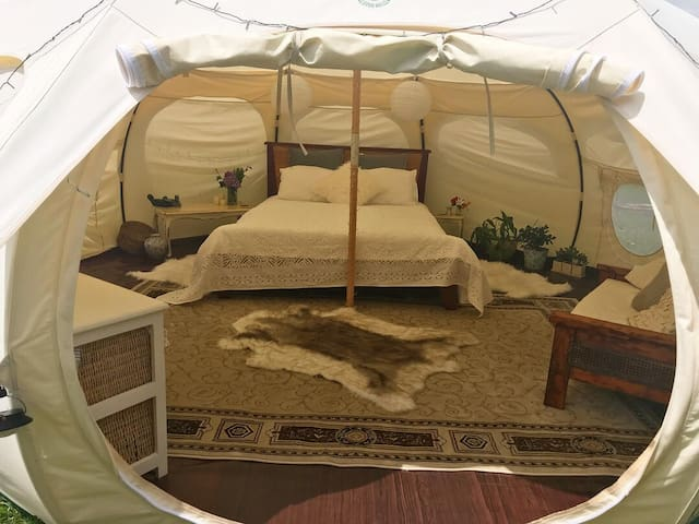 Bella One Lotus Belle glamping