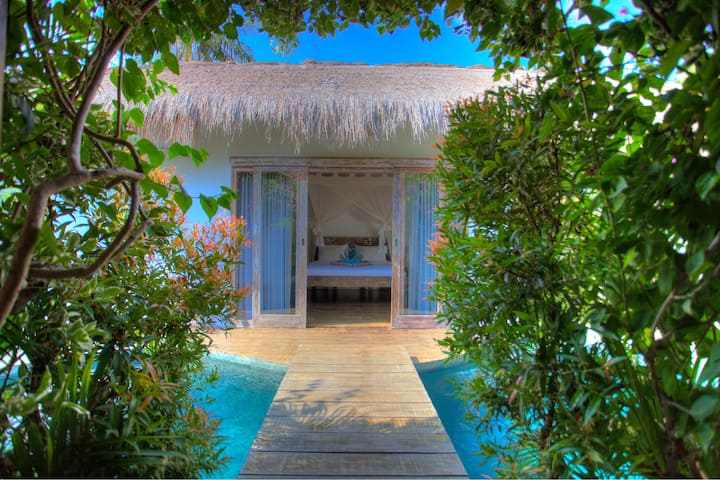 1-bedroom villa with private pool
