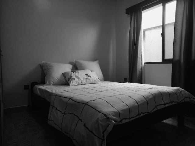 Secure, cozy room in apartment at Kacyiru