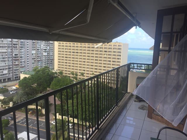 Ocean View Penthouse Apt in Isla Verde