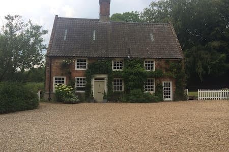 A beautiful Mill House - Norwich  - Rumah