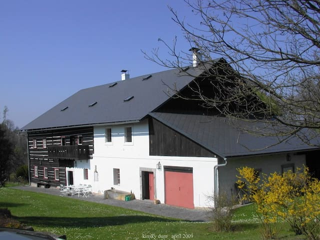 former kinsky house   Room#1 (of 3) - Sloup v Čechách - Cabin