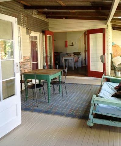 potters cottage - Bangalow - Wohnung